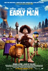 7. Early Man Movie Poster