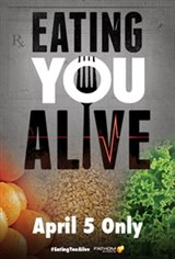 Eating You Alive Movie Poster