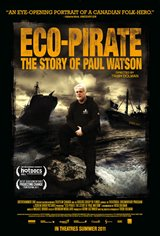 Eco-Pirate: The Story of Paul Watson Movie Poster