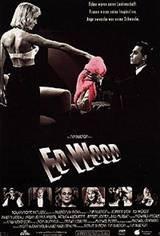 Ed Wood Movie Poster