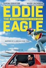 Eddie l'aigle Affiche de film