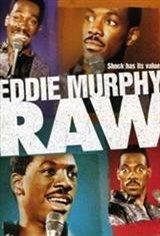 Eddie Murphy: Raw Movie Poster