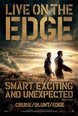 Edge of Tomorrow - An IMAX 3D Experience Movie Poster