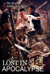 Edmonton Festival of Fear: Lost In Apocalypse Movie Poster