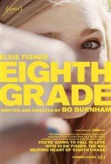 Eighth Grade (v.o.a.) Affiche de film