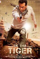 Ek Tha Tiger Movie Poster