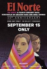 El Norte 35th Anniversary Movie Poster