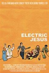 Electric Jesus Large Poster