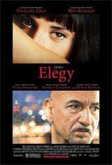 Elegy Movie Poster Movie Poster