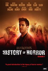 Eli Roth's History of Horror Season 1 Affiche de film
