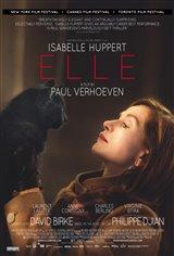 Elle Movie Poster
