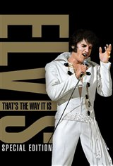 Elvis: That's the Way It Is (Special Edition) Movie Poster