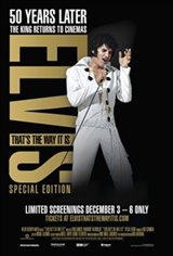 Elvis: That's The Way It Is - Special Edition Movie Poster