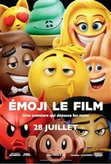 Émoji le film Movie Poster