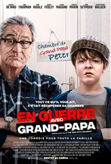 En guerre avec grand-papa Movie Poster