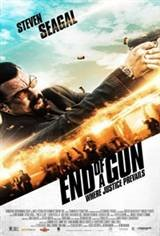 End of a Gun Movie Poster Movie Poster