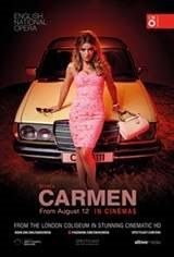 English National Opera: Carmen Movie Poster