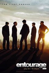 Entourage: The Complete Eighth Season Movie Poster