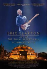 Eric Clapton : Live au Royal Albert Hall Affiche de film