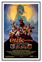 Erik the Viking Movie Poster
