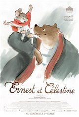 Ernest & Celestine Movie Poster