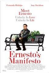 Ernesto's Manifesto Large Poster
