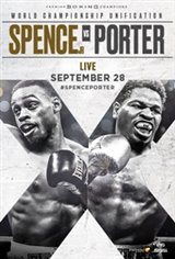 Errol Spence Jr. vs. Shawn Porter Large Poster