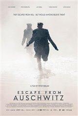 Escape from Auschwitz Affiche de film
