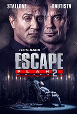 Escape Plan 2: Hades Affiche de film