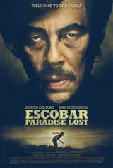 Escobar: Paradise Lost Movie Poster