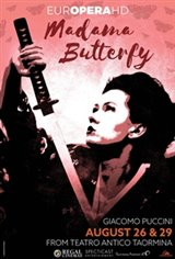 EurOpera HD: Madama Butterfly - Ancient Theatre Taormina Movie Poster