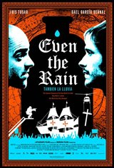 Even the Rain Large Poster