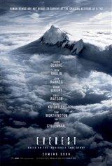 Everest 3D Movie Poster