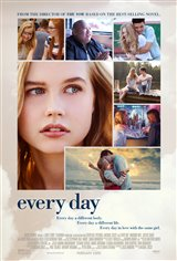 Every Day Movie Poster Movie Poster