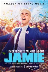 Everybody's Talking About Jamie (Amazon Prime Video) Affiche de film
