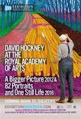 Exhibition On Screen: David Hockney at the Royal Academy of Arts Movie Poster