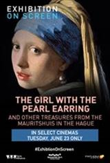 Exhibition on Screen: Girl With a Pearl Earring Movie Poster