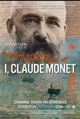 Exhibition On Screen: I, Claude Monet Large Poster