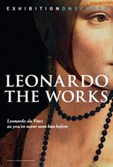Exhibition on Screen - Leonardo: The Works Large Poster