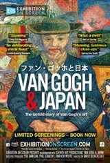 Exhibition on Screen: Van Gogh & Japan Movie Poster