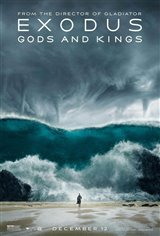 Exodus: Gods and Kings 3D Movie Poster