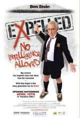 Expelled: No Intelligence Allowed Movie Poster Movie Poster