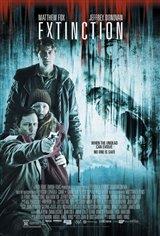 Extinction (2015) Movie Poster