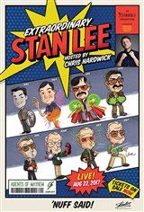 Extraordinary: Stan Lee Movie Poster