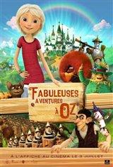 Fabuleuses aventures à Oz Affiche de film