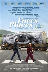 Faces Places Affiche de film