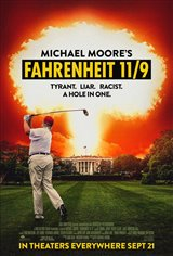 Fahrenheit 11/9 (v.o.a.s.-t.f.) Affiche de film