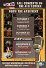 Fall HD Concert Series - From The Basement Series 3 Movie Poster