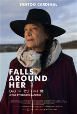 Falls Around Her Affiche de film