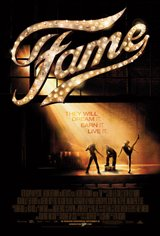 Fame Movie Poster